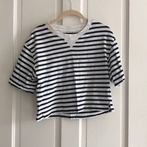 Madewell Cropped T-Shirt